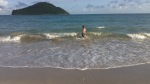 Maria Island, Pointe Sable