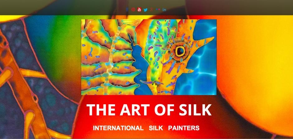Jean-Baptiste silk painting