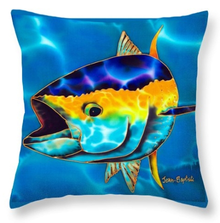 JEAN-BAPTISTE - THROW PILLOWS