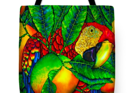 Fine Art America-Tote Bags-Jean-Baptiste