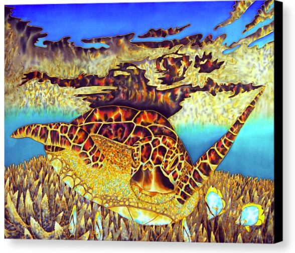 FINE ART AMERICA | Daniel Jean-Baptiste Prints | Sea Turtle |