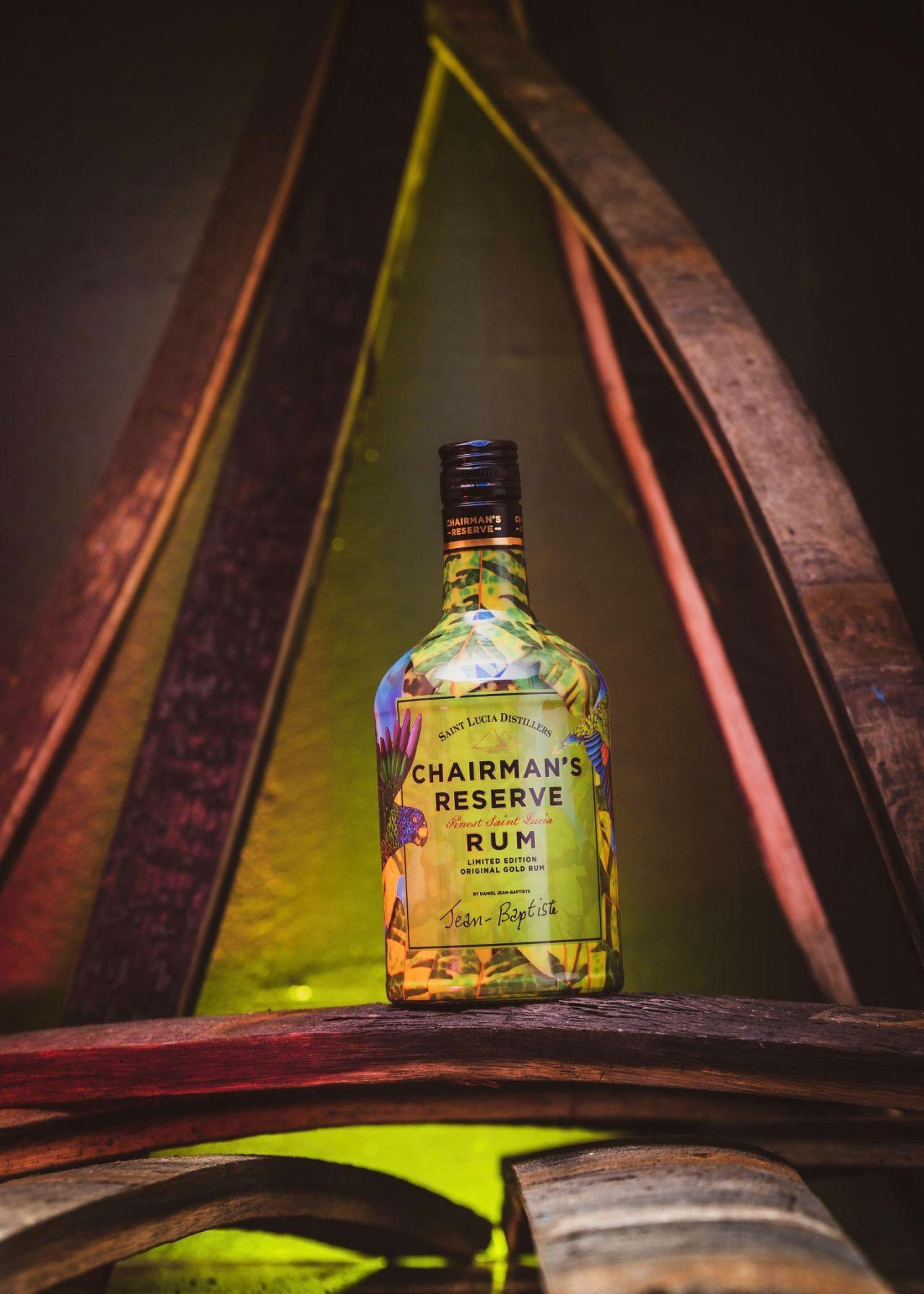 Chairman's Reserve Rum Eco Series